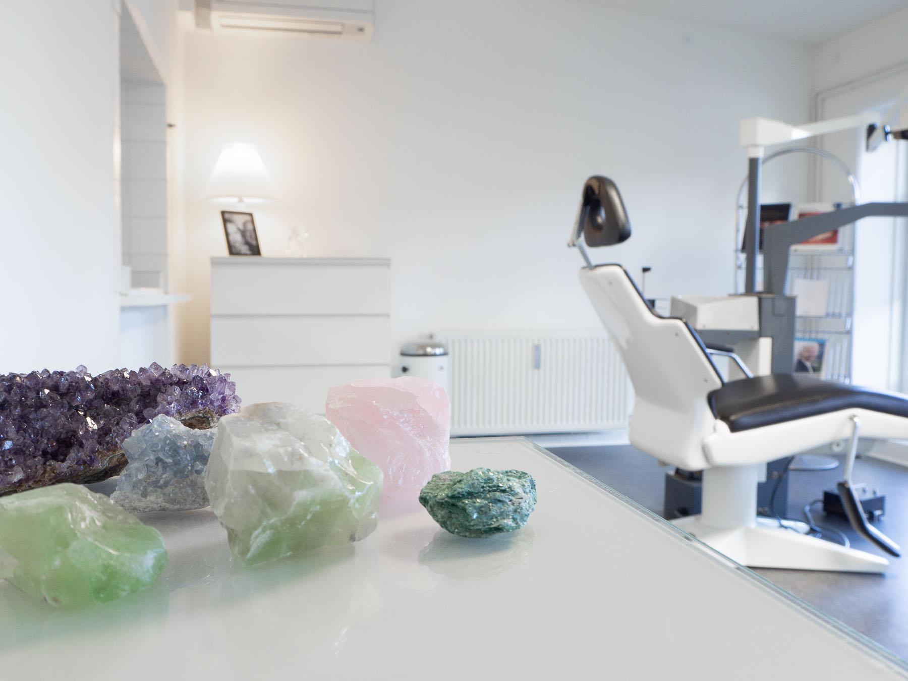tilvænning af tandprotese